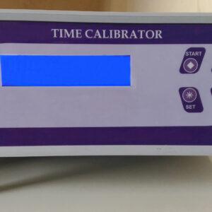 Time calibrator