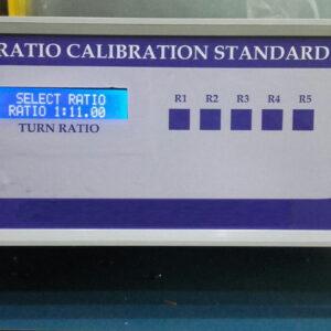 RATIO CALIBRATION STANDARD